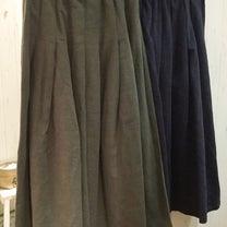 新作スカート入荷しています*の記事に添付されている画像