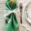 テーブルウェアフェスティバルのナプキン使いの画像