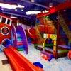 【杏花邸】童遊大世界 Dreamland Playground 砂場のあるプレイルームの画像