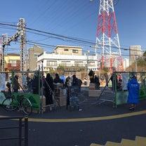 八丁畷駅前チョークアートの記事に添付されている画像