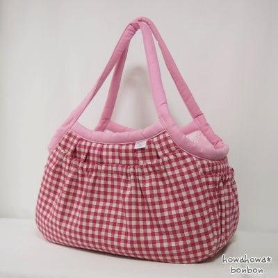 ベルちゃんのキャリーバッグが出来上がりました☆2019/02/09②の記事に添付されている画像