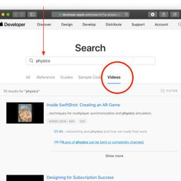 画像 iPhoneアプリ開発:AR その25 物理のお時間 の記事より 1つ目