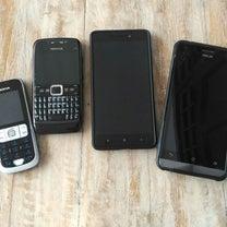 バリ島で買った携帯電話たちの記事に添付されている画像