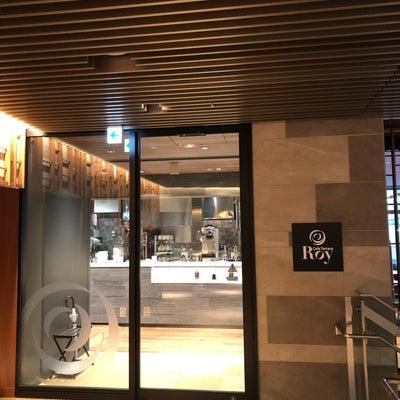 【新店】Cafe Terrace Roy オープンの記事に添付されている画像