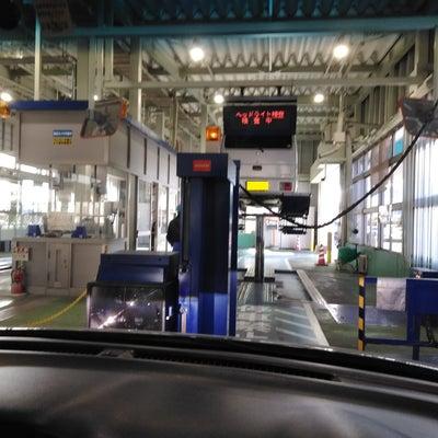 ガラスコーティング&カーコーティング:ホンダ・NBOXカスタム 車検の記事に添付されている画像