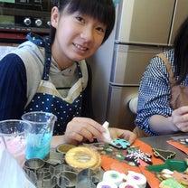 2月10日(日)バレンタインアイシングクッキー教室開催です(*^^*)の記事に添付されている画像