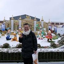 本日のパークレポート(雪景色の東京ディズニーランド)の記事に添付されている画像