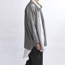 TROVE [トローヴ] シャツとしてもコートとしても使いやすいワイドシルエットの記事に添付されている画像