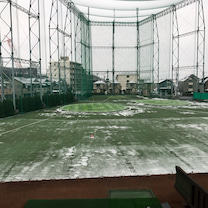 冬の寒さとゴルフ練習の記事に添付されている画像