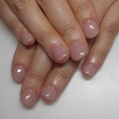 はじめての深爪矯正 ネイルで噛み爪改善/青山ネイルサロンアリュームの記事に添付されている画像