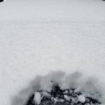 久しぶりの積雪の記事に添付されている画像