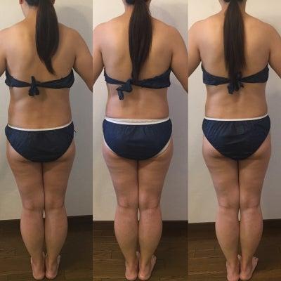 「気付いたら太ってた」から「気付いたら痩せてた」への記事に添付されている画像