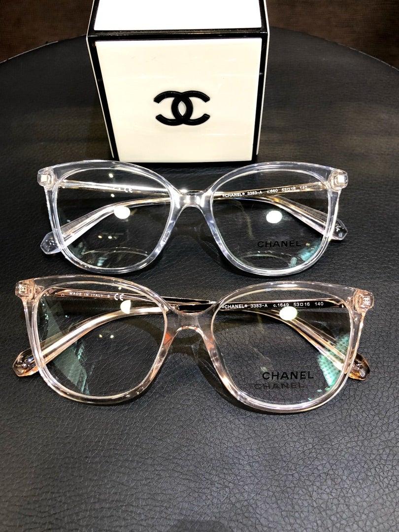 CHANEL眼鏡正規取り扱い店栄glass栄