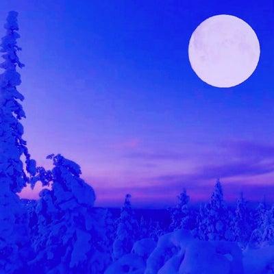 【満月】スーパー スノームーン  大祈願と瞑想の記事に添付されている画像