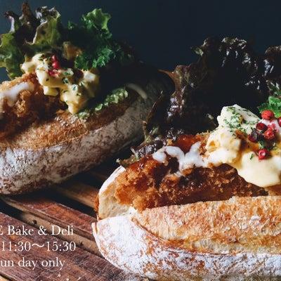 NINE Bake Deli 2019.2/10(sun) menuの記事に添付されている画像