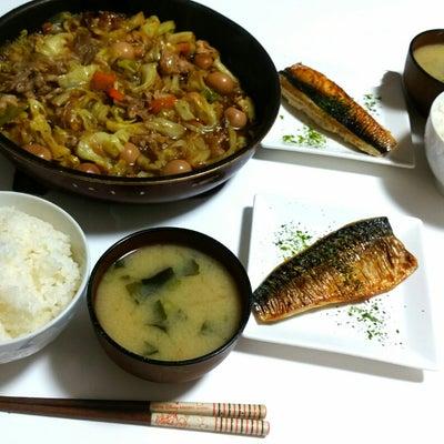 野菜と煮卵と春雨のとろ〜り野菜炒め❤の記事に添付されている画像