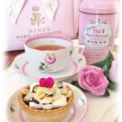 バレンタインスイーツ&ドラジェ缶♡ニナス&マリーアントワネットの記事に添付されている画像