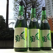 〆張鶴純米吟醸生原酒待望の入荷!!の記事に添付されている画像
