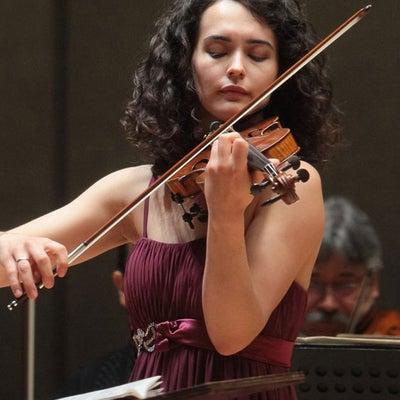 バーエワ、ヤルヴィ指揮N響 R・シュトラウスのVn協奏曲、ロットの交響曲第1番の記事に添付されている画像