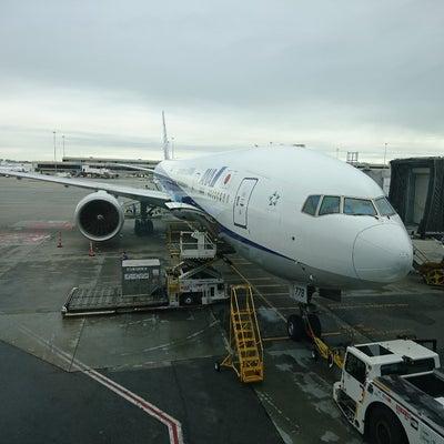 帰国便はアップグレードの記事に添付されている画像