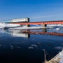 冬の釧網本線 その2 止別川橋梁/浜小清水駅 (2/3)の記事に添付されている画像