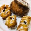 パン修行 スパイシーブレッド&レーズン種のマフィンの画像