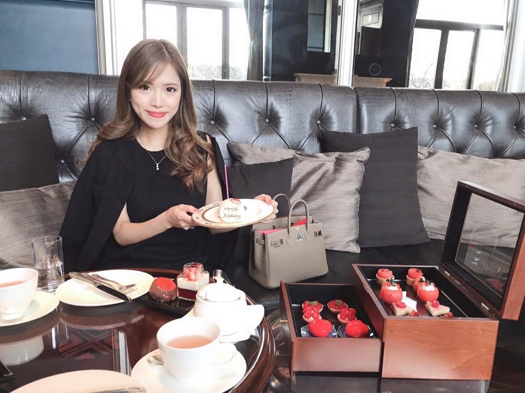 セントレジスAfternoon Tea♡