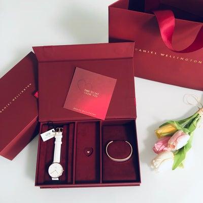 ダニエルウェリントンバレンタインキャンペーン♡の記事に添付されている画像