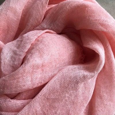 桜染めで春を先取りの記事に添付されている画像