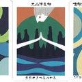 #日本の神託カードの画像