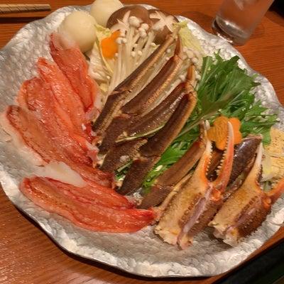 【食べ歩き】渡月(カニしゃぶ懐石)@甲羅 刈谷店 愛知県 刈谷市の記事に添付されている画像