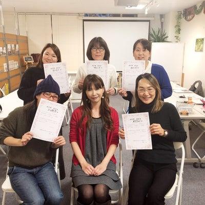 桜花筆専門コース4期、卒業しましたー♡の記事に添付されている画像