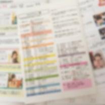 自分用楽譜帳の記事に添付されている画像