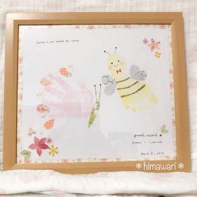 [募集中♡3月21日(祝)]手形足形アートワークショップ@mimiの記事に添付されている画像