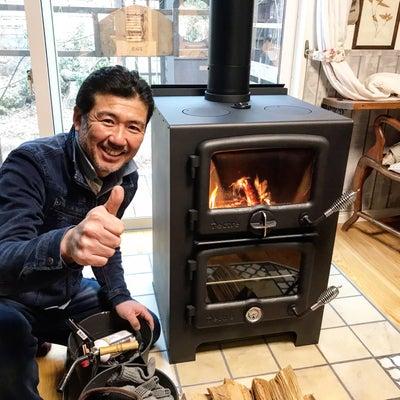 薪ストーブ設置完了 仙台市青葉区K様 薪ストーブコンサルティングショップの記事に添付されている画像