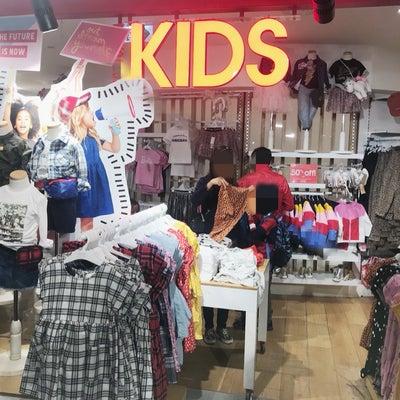 2019春節 香港 COTTON ONの子供服の記事に添付されている画像
