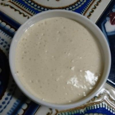 自家製豆乳マヨネーズがおいしかった件の記事に添付されている画像