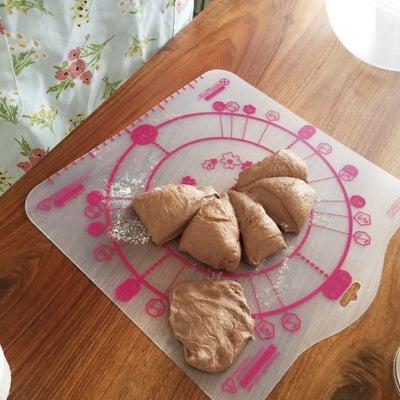 【おうちパン講座】チョコフライパンパン&フライパンパンの記事に添付されている画像