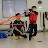足利市で子供の柔道のパーソナルトレーニングについての画像