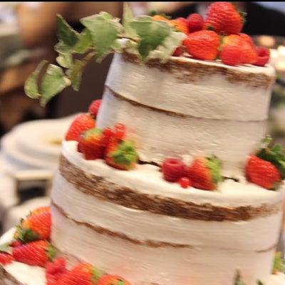 【当日レポ⑩】披露宴4 ケーキドリップ~サンクスバイトの記事に添付されている画像