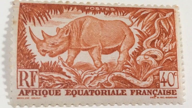 フランス領赤道アフリカ