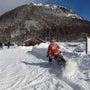 八剣山スノーレース