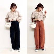 穿いたら虜になる楽ちん可愛いuniqloU新作ボトム♡の記事に添付されている画像