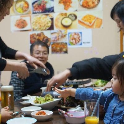 韓国料理食べましたの記事に添付されている画像