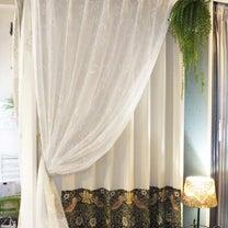 切替えカーテンの新スタイル披露の記事に添付されている画像