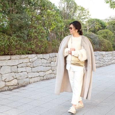 Today's Outfit♡ホワイト コーデの記事に添付されている画像