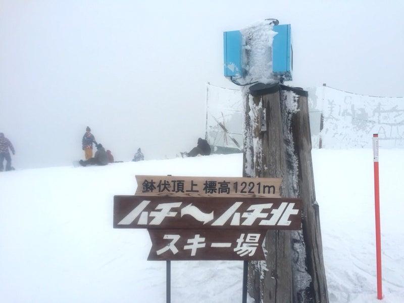 ハチ 北 高原 スキー 場