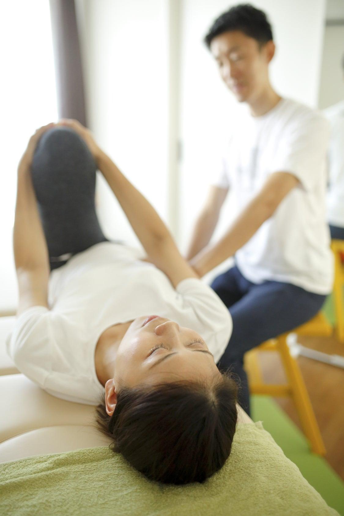 筋膜リリースの効果とはの記事より