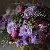【募集】muse'sfleur生花コース+F/福岡フラワー教室  長崎フラワー教の記事に添付されている画像