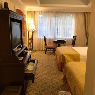 【東京ディズニーランドホテル】スーペリアアルコーヴルーム1-3階の記事に添付されている画像